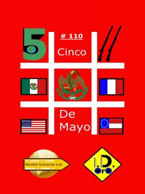 cover image of #CincoDeMayo 110